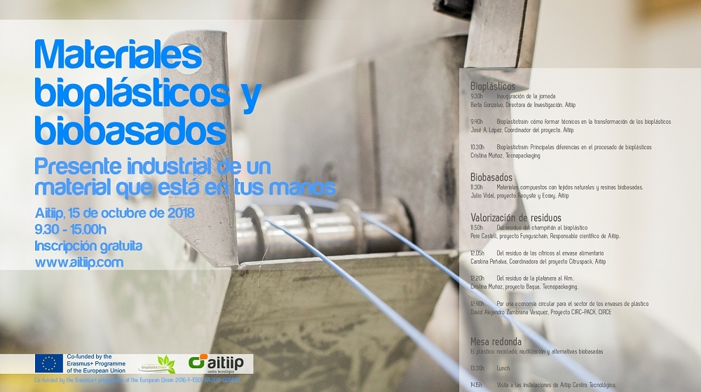 Project presentation and free training in Aitiip